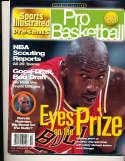 1995 Sports Illustrated Presents Michael Jordan Pro basketball