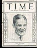 8/31 1925 Time magazine Bobby Jones golf ex