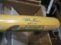 bobby Thomson Signed baseball cooperstown Polo Grounds bat