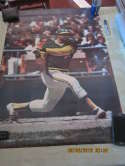 1974 sports illustrated reggie jackson poster A'S