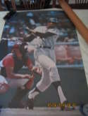 1969 sports illustrated Rod Carew Twins poster em