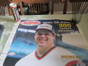 Tom Seaver 300 care wins True Value 6 ft poster White Sox ex