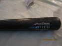 Jeff Liefer white sox Game Used bat (cracked) Rawlings big stick