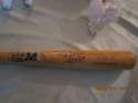 Jayson Nix Colorado Rockies signed Game Used bat Louisville C271