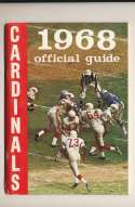 1968 St. Louis Cardinals Press Media Guide em