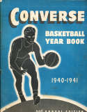 1940 Converse Basketball yearbook ex