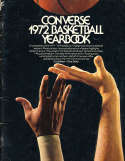 1972 Converse Basketball yearbook ex