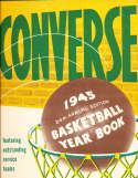 1945 Converse Basketball yearbook em