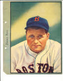 1937 Dixie Lid Premium card  Jimmy Foxx Red Sox corner cut
