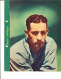 1937 Dixie Lid Premium card Charles Gehringer Tigers