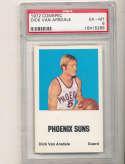 1972 comspec Dic Van Arsdale Phoenix Suns psa 6 em