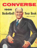 1956 converse Basketball yearbook clean copy