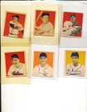 1949 Bowman Baseball Card near complete set  (-7 cards) includes 9 variations