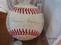 1984 Oakland Athletics A's Signed Team ball 28 signatures psa/dna