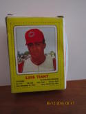 1969 Luis Tiant Cleveland Indians Transogram card full box ex