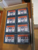 1988 Walter Payton Commemorative 132 Card Set unopen sealed.