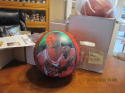 Michael Jordan art litho Wilson prostaff Full size Basketball