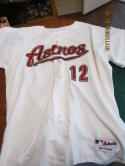 2004 Jeff Kent Signed Houston Astros Authentic Majestic Jersey size 52