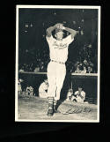 1949 Cleveland Indians team photo picture pack set in near mint Satchel Paige