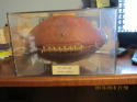 1949 Notre Dame Team Signed National champions Football 56+ nice clean ball