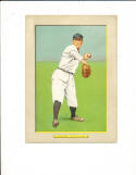 Turkey Red 1911 #6 card - Hal Chase New York Yankees  (vg-ex)