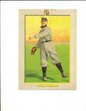 Turkey Red 1911 #5 card - Sam Crawford Detroit Tigers