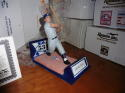 Jimmie Foxx Athletics Romito Inc. 534 Home Run Figurine with box