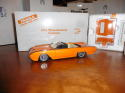 1962 Thunderbird Custom Danbury Mint new in box 1:24 scale; orange