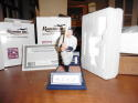 Babe Ruth New York Yankees Romito special edition Figurine with box w/repro autograph
