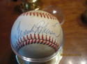 Frank Robinson Orioles Single Signed Brown American League
