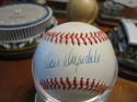 Don Drysdale Dodgers Signed NM Clean ball!