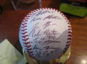 2003 Rice College World Series Baseball Signed NCAA championship ball