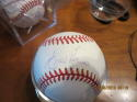 Eric Davis Reds Signed Baseball  Bartlett Giamatti‎ NL official Rawlings ball