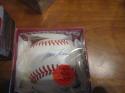 Walt Weiss Oakland A's Signed Baseball  OAL baseball