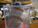 Rick Ferrell Signed Baseball Bobby Brown OAL  JSA baseball