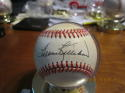 Harmon Killebrew Twins Signed Baseball OAL JSA baseball