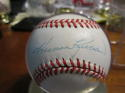 Harmon Killebrew Twins Signed Baseball OAL JSA baseball p19089