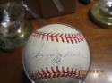 Reggie Jackson #44 Single Signed Budy American League