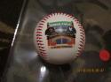 3/30 2000 Enron Field Houston Astros inaugural game Baseball  bx2
