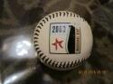 2000 Enron Field Houston Astros inaugural season Baseball  bx2
