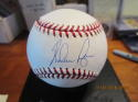 Nolan Ryan Autographed OAL Baseball certified Pepsi Display box