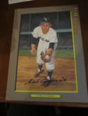 luis Aparicio White Sox Signed Perez Steele Great Moments HOF card