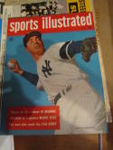 1949 Joe Dimaggio Yankees Sports Illustrated Dell em clean copy