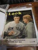 1939 October Look Magazine Joe Dimaggio New York Yankees