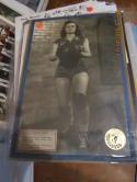 Mary Jane Marshall Ingram basketball Hall of fame 10x14 photograph