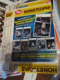 1986 Honeycomb Post unopen box Julius Erving sports illustrated poster
