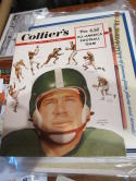 1952 12/6 Collier's Magazine Michigan State McAuliffe - all american