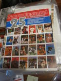 Sports Illustrated 25th anniversary limited edition rare em