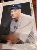 Lou Gehrig New York Yankees Original Art Acrylic art work Chuck Feist 11x15