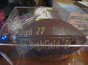 1960 Lehigh 27 vs Delaware 14 Game Ball John Highfield #21